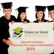 Schulabschluss 2019