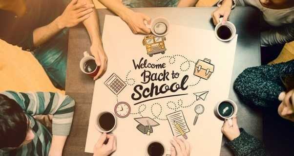 welcome back to school Mittlere Reife
