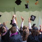 Bestandenes Abitur und Prüfungen zur Mittleren Reife